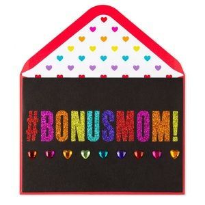 ⚡️5/$30⚡️Papyrus #BonusMom!, Mother's Day card